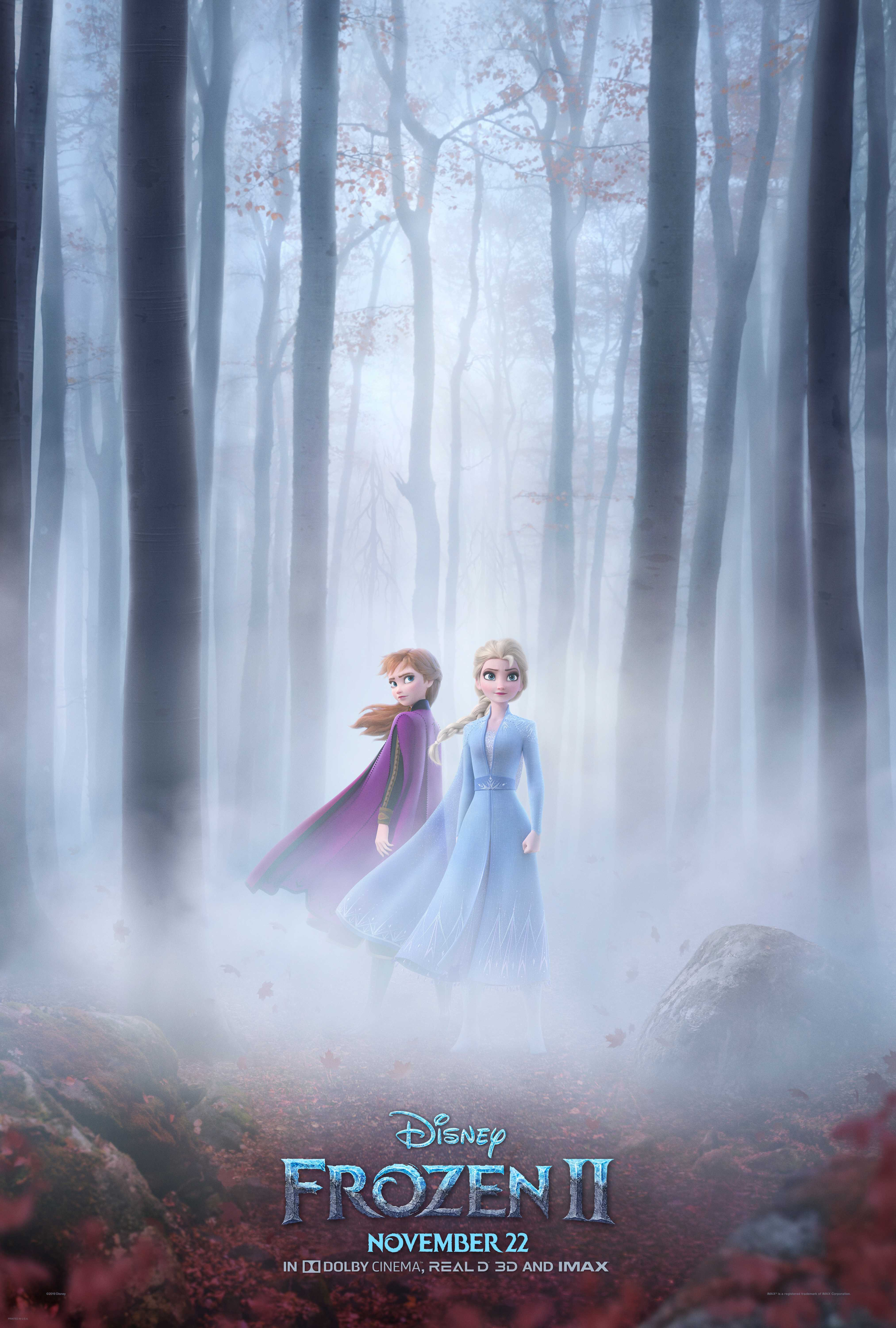 When and where to watch Frozen 2