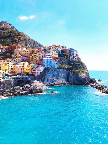 Northern Italy & Cinque Terre, August 12-16th