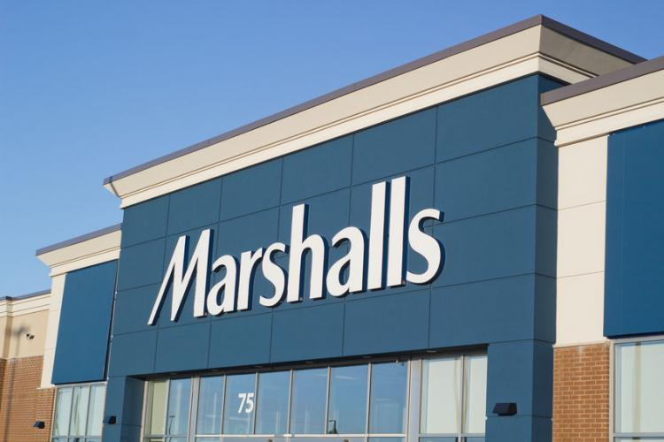 Marshalls store located in Dartmouth, Canada | Photo by Kevin Brine