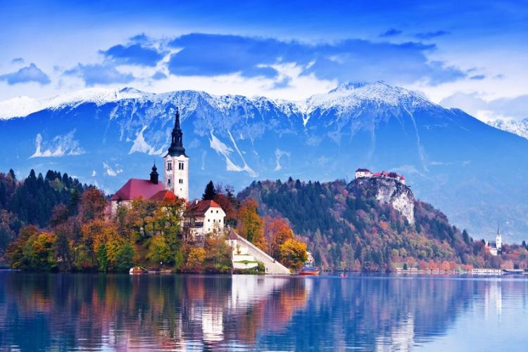 Lake Bled in Slovenia   Photo by fesus