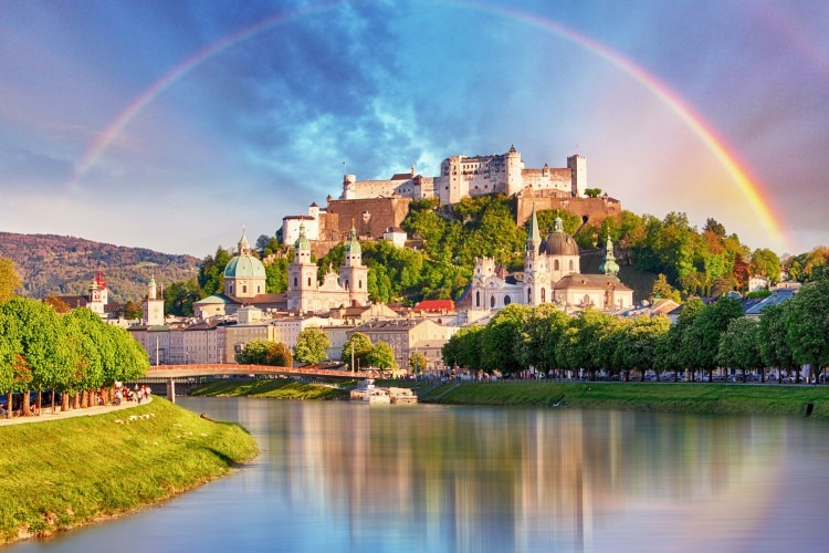 Salzburg | Photo by tomas1111