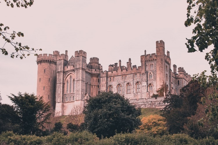 Arundel Castle in West Sussex | Photo by Gary Hider