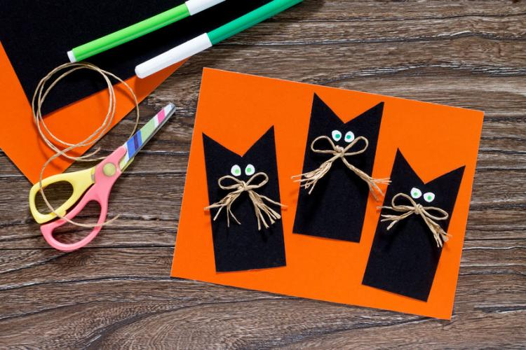Fun Fall Crafts For Kids Stripes Europe