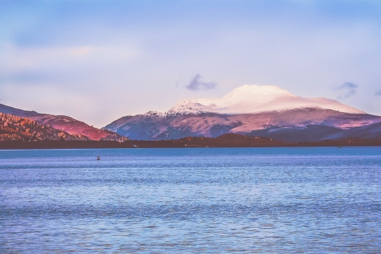 Loch Lomond in Scotland Photo by K. Mitch Hodge from Unsplash