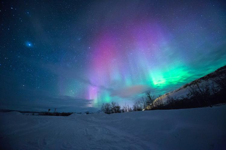 Chasing the northern lights | Stripes Europe