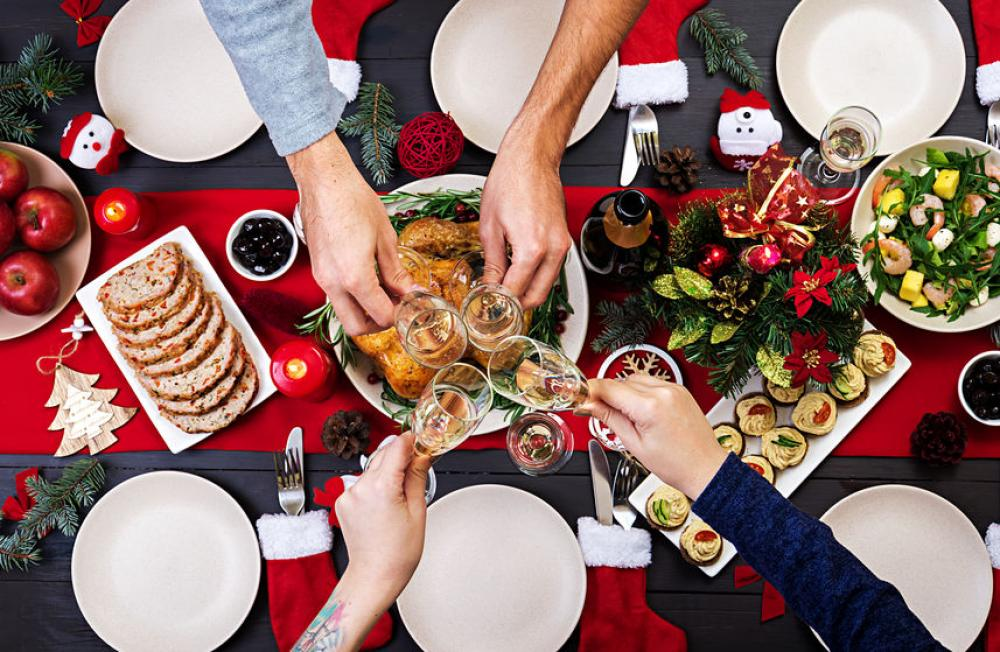 6 Chef-approved suggestions for a merry holiday season
