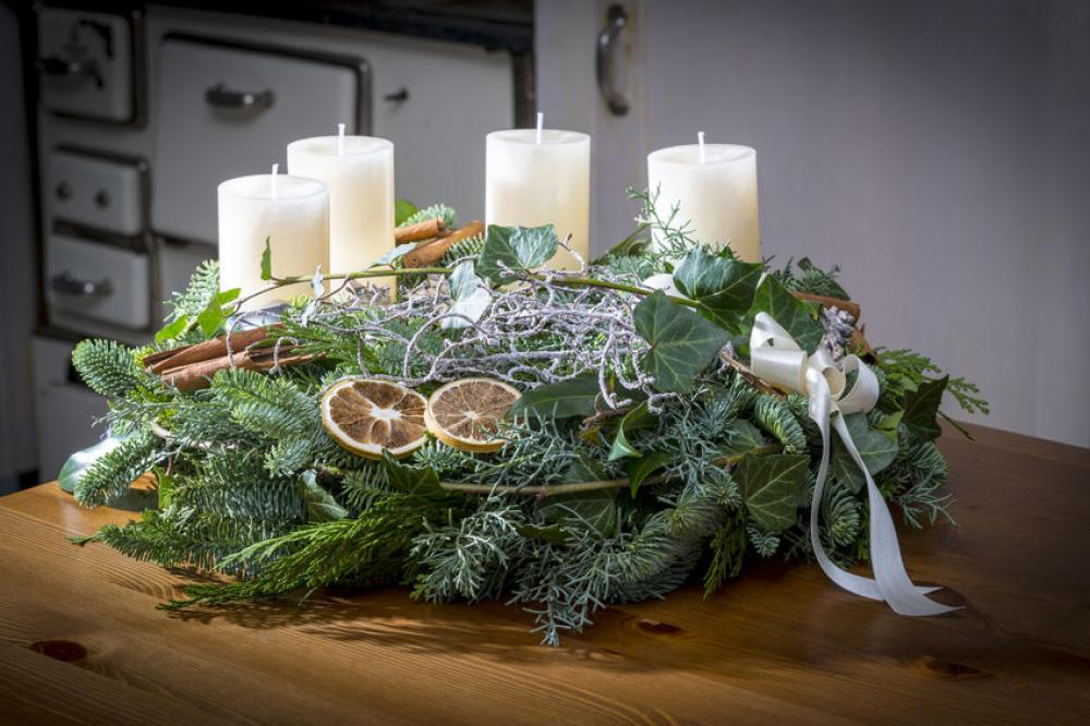 Germany's Advent wreath tradition, and how to make one of your own